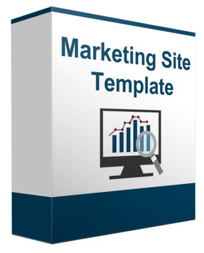 Internet Marketing Minisite Templates