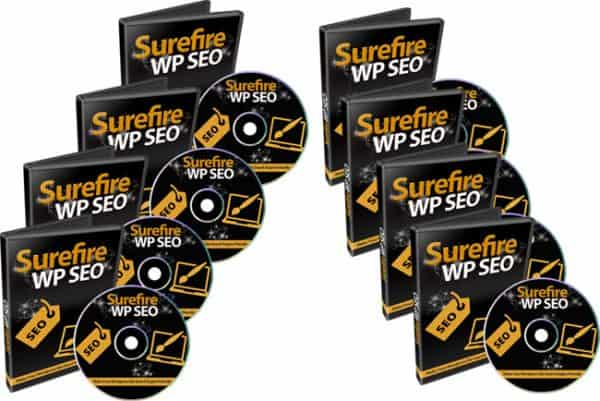 Surefire WP SEO PLR Videos | WordPress SEO PLR Course