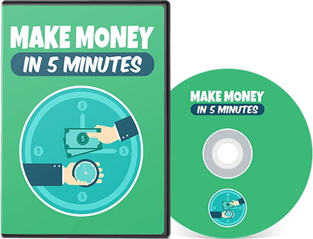 Make Money Online In 5 Minutes